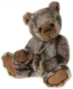 Charlie Bears Goosebeary Bear - 2014