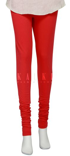 Buy Online from the link below. We ship worldwide (Free Shipping over US$100) http://www.kalkifashion.com/coral-cotton-hosiery-legging-only-on-kalki.html