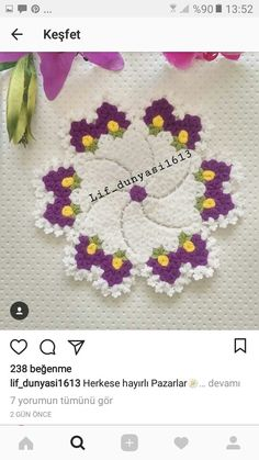 This Pin was discovered by Hat Crochet Doilies, Elsa, Diy And Crafts, Crochet Patterns, Granny Squares, Crochet Stitches, Owls, Towels, Farmhouse Rugs