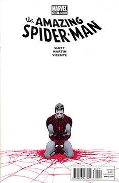 Cover for The Amazing Spider-Man (Marvel, 1999 series) #655
