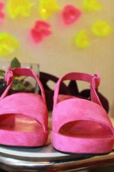 I love Paris comfy footwear I Love Paris, Pretty In Pink, Footwear, Comfy, Fashion, Moda, Shoe, Fashion Styles, Shoes