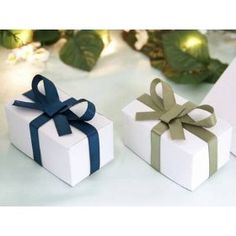 Wedding Gift Boxes Amazon : White Wedding Favors BOXES @ USD0.27 ea. Fashionable 3