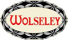 Wolseley logo Car Badges, Car Logos, Jaguar Daimler, Automotive Logo, Tata Motors, Edwardian Era, Motor Car, Cars And Motorcycles, Luxury Cars