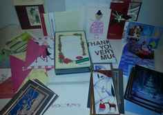 Huge Lot 75+ NEW Greeting Cards w Envelopes Birthday Christmas Thank You Friends
