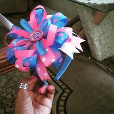Diadema blue&pink#my little ponny#