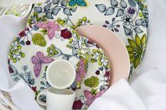 Arabia, Finland, Runo Decoration Heini Riitahuhta.