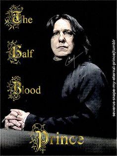 Severus Snape - The Half Blood Prince