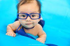 ...And there he tossed a little smirk :D  #ibabyphotography #homestudio #babyphotoshoot #portraitsession #babyphotography