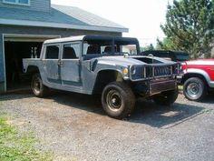 convertir un vieux pick up en hummer h1 tuning ford f 150 11   Convertir un vieux pick up en Hummer H1   tuning transformation pick up photo...