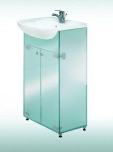#Glass #Bathroom #szkło #wnętrza #meble #design