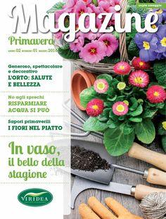 Magazine Primavera | 01 | Marzo 2016