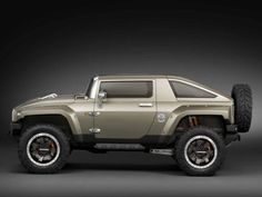 GM showed a really promising  Hummer HX concept back in 2008 and then all hell broke loose with the nasty bankruptcy. Now in fighting trim, GM is considering resurrecting the HX 4X4 as a GMC. What do you say?