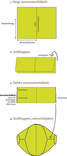 © Die Maschen zum Glück   Anleitung Seelenwärmer XL aus Zauberball 100 und KidMohair Extraklasse