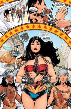During a kick-off ceremony for a campaign meant to uplift women and girls across the world, the UN announced Wonder Woman as its Honorary Ambassador despite protests from staff. Many believe the large-chested, scantily clad woman does not properly represent feminism and should be replaced. Urge the UN to reconsider this character as a symbol for female empowerment.