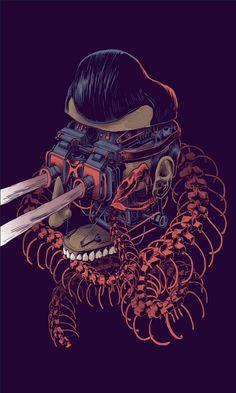 Smithe Illustrator | -::[robot:mafia]::- .ılılı. die kunst ist tot ★ es leben die maschinen .ılılı.