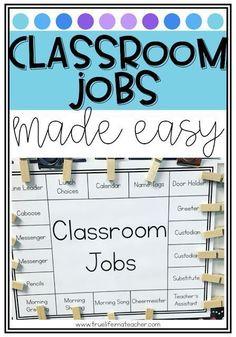 Class Jobs Made Easy
