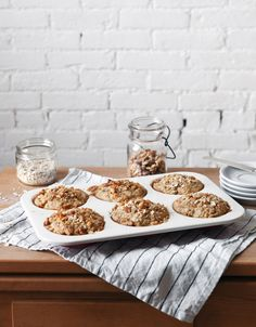 Post image for Love Foods: Oat + Banana Nut Muffins
