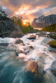 ~~The irrepressible flow | Finland by Oleg Kuchorenko~~