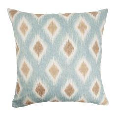 Found it at Wayfair - Haber Diamond Cotton Throw Pillow