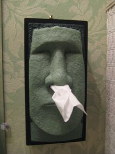 Tiki Tissue Dispenser Shut Up And Take My Money – Cool Gadgets and Geeky Products