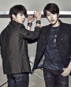 Woohyun + Sungyeol