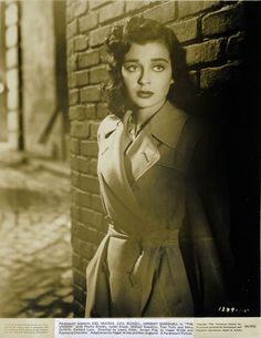 Film Noir Photos: Light and Shadow: Gail Russell