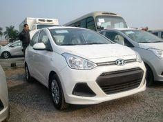 Hyundai An Lạc: Xe Hyundai Grand i10 Sedan hoàn toàn mới.