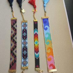 My onw diy miyuki beadloom bracelets