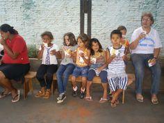 PÉ NO CHÃO - POSTO DE ASSISTÊNCIA ESPÍRITA CRISTÃ: Hora do Lanche