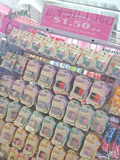 Daiso Japan | Inspiration Nook. I would go a little crazy here....:)