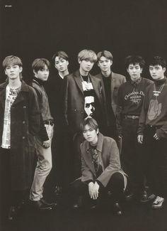your source for official, high-resolution photos of sm entertainment's boy group, exo! Baekhyun Chanyeol, Exo Kokobop, Kpop Exo, Exo Kai, K Pop, Exo Group Photo, Luhan And Kris, Exo Album, Exo Official