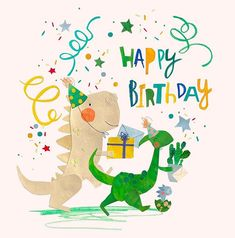 woodland first birthday Birthday Balloon Surprise, Happy Birthday Art, Happy Birthday Wallpaper, Birthday Text, Happy Birthday Images, Happy Birthday Greetings, Birthday Messages, Dinosaur Birthday, Birthday Greeting Cards