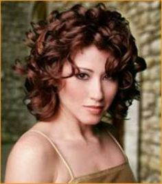 Strange 1000 Images About Hair Styles On Pinterest Medium Curly Curly Short Hairstyles Gunalazisus