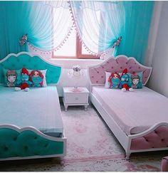 Çocuk Odası Köşesinde 👍👍1-10 Arası Puanlayalım😍😍Sizce Nasıl Yorumlarınızı Bekliyorum💕💕 . . Arkadaşlarınızı Etiketleyin👇🏻👇🏻👇🏻 . . #mutfak#mutfakdekor#dolap#beyazeşya#masa#kitchendesign#kitchen#interior#interiorandhome#decor#cocukodasi Twin Girl Bedrooms, Girls Bedroom, Kids Bedroom Designs, Kids Room Design, Design Bedroom, Childrens Bedroom Decor, Home Decor Bedroom, Baby Room Art, Girl Room