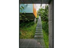Escalera en Casa em Ubatuba II | spbr arquitetos