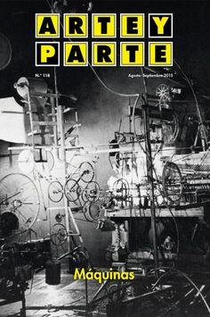 ARTE Y PARTE nº 118 (agosto-septiembre 2015)