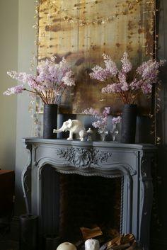 abigail ahern interiors | Abigail Ahern via Desire to Inspire