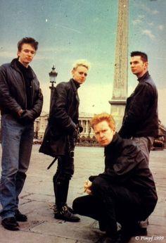 Alan Wilder & Depeche Mode