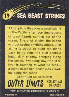 19 Sea Beast Strikes