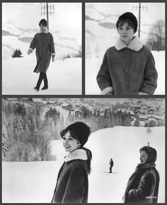 Audrey Snow Photo Collage