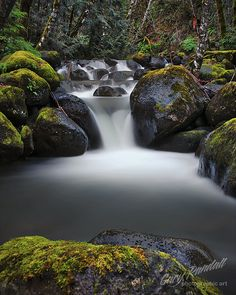 Boulder Creek, Oregon