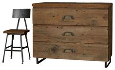 UrbanRustic Dresser contemporary-dressers-chests-and-bedroom-armoires