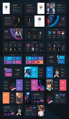 ThePress - Animated Powerpoint Template by seventhin Design Sites, Web Design, Slide Design, Design Layouts, Creative Powerpoint Presentations, Powerpoint Animation, Powerpoint Presentation Templates, Presentation Layout, Business Presentation