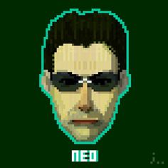 The Matrix(a movie character)  Neo