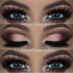 Gorgeous ❤️❤️❤️ @amysmakeupbox @shophudabeauty faux mink lashes in Jade