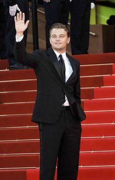 Pin for Later: Retour Sur Les Moments Les Plus Glamour du Festival de Cannes  Leonardo DiCaprio à l'avant première de No Country For Old Men en 2007.