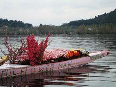 #flowerman #photography #boat #sea #seaside #kashmir #ful #flower