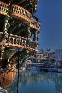 exoticana: Genoa, It lovely art