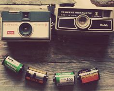Still life photo film rustic geekery teal hipster by dullbluelight