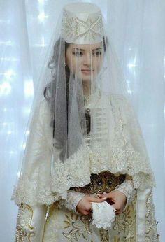 Circassian Bridal Dress